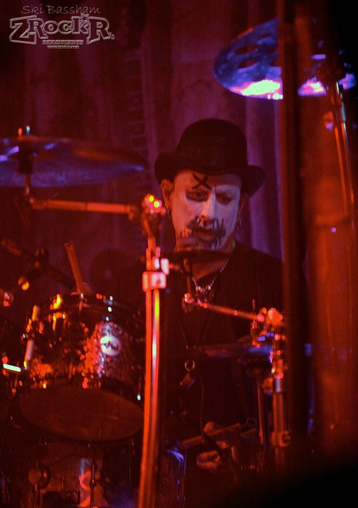 Drummer Rodger