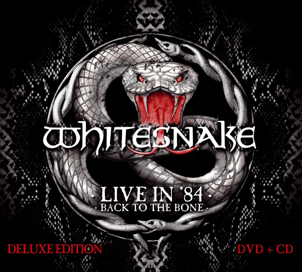 Live in '84 - Back to the Bone was released by Whitesnake in 2014. The set consists of one CD and one DVD.
