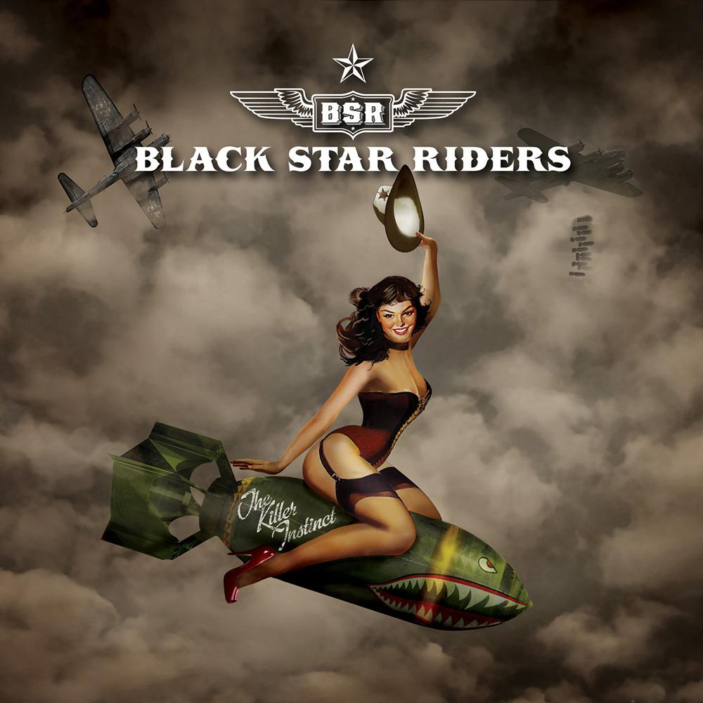 The Killer Instinct is the second album from Black Star Riders, and was released in America on February 24, 2015.