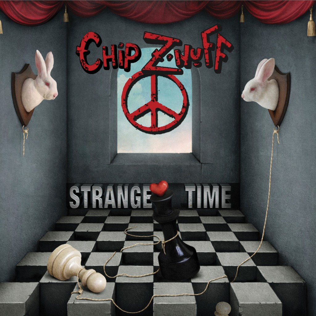 Strange Things is the debut solo album from Chip Z'Nuff of Enuff Z'Nuff fame. It was released on February 3, 2015.