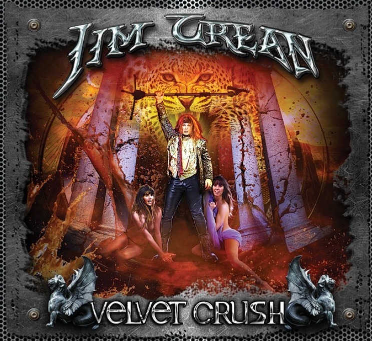 Velvet Crush is the third solo record released by Jim Crean, which came out in 2011.