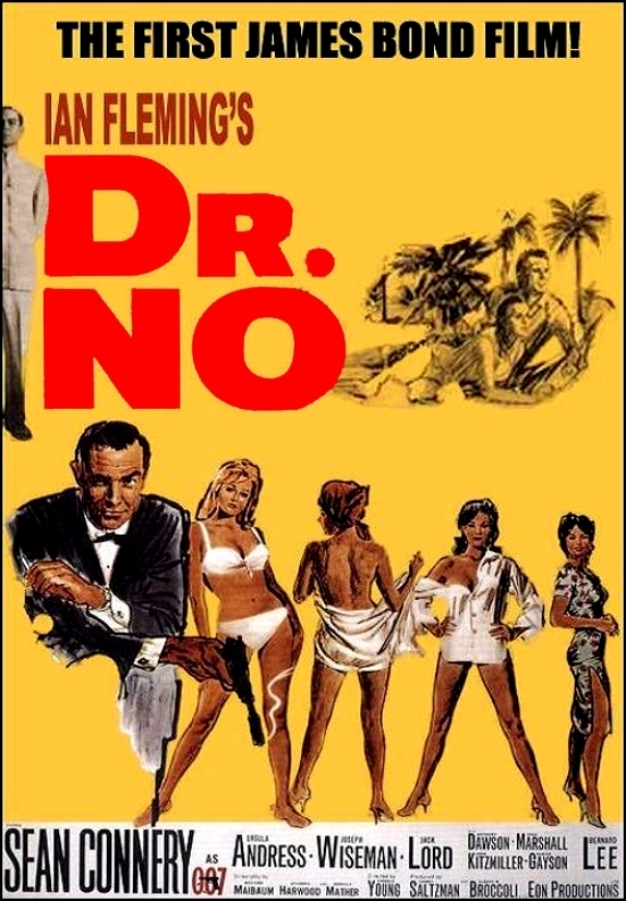 Dr. No was the first film in the long running franchise.