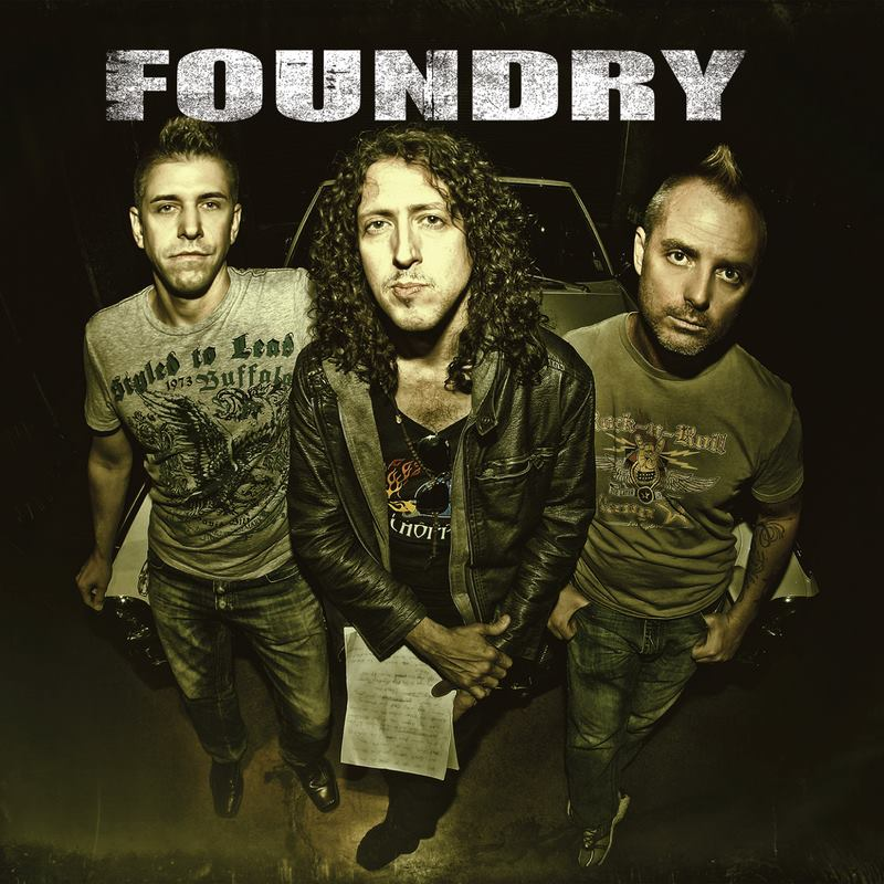 Foundry released their debut album on January 5, 2015. The album was produced by Kelly Keeling and Marc Brattin, and mixed by Steve Thompson.