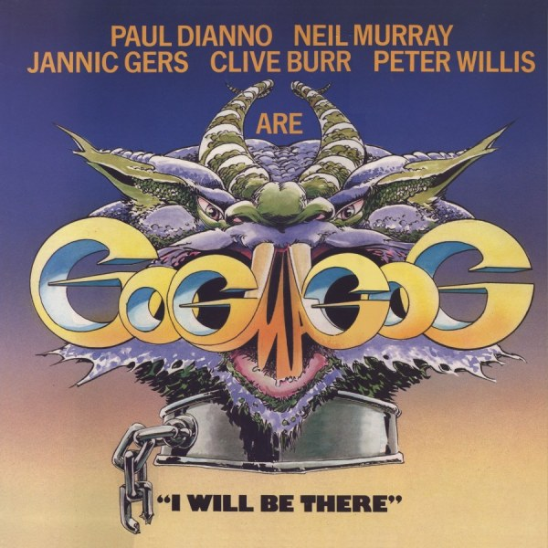 I Will Be There is an EP by Gogmagog and the only release from the short-lived supergroup.