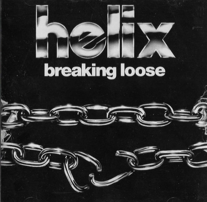 Breaking Loose is the first Helix album, released in 1979.