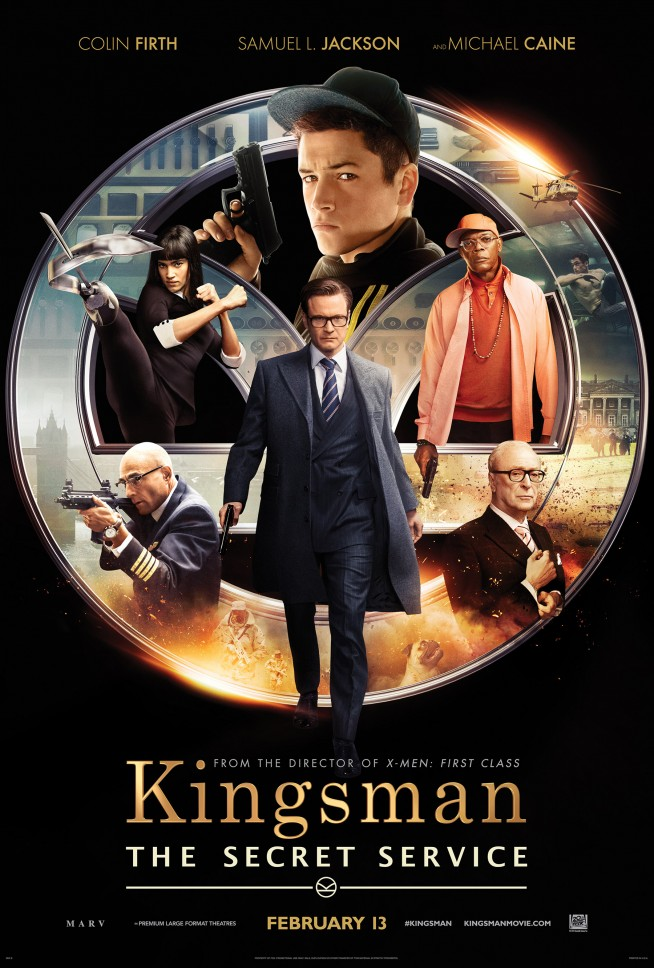 Kingsman: The Secret Service is directed by Matthew Vaughn. It is based on the Secret Service, which was written by Dave Gibbons and Mark Millar. Colin Firth, Samuel L. Jackson, Mark Strong, Taron Egerton, Jack Davenport, Mark Hamill, and Michael Caine.
