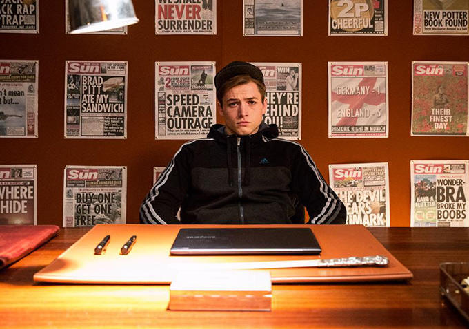 Kingsman's cast is one of its strongest assets.