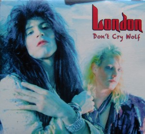 London first released their sophomore album, Don't Cry Wolf, in 1986. It was remastered and reissued by the band in 2013.