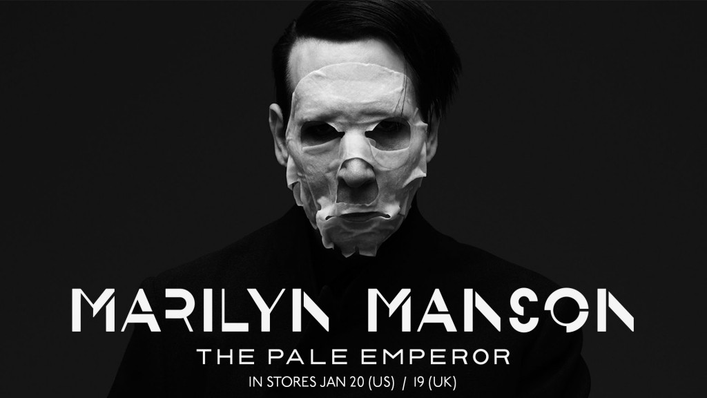 The Pale Emperor is Marilyn Manson's latest effort.