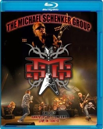 The Michael Schenker Group - The 30th Anniversary Concert Live in Tokyo was released on Blu-ray Disc in October of 2010.