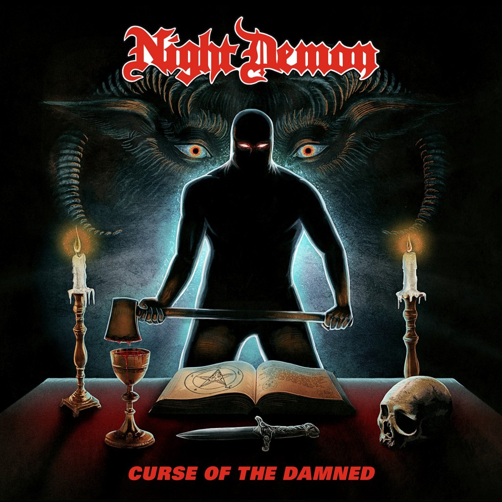 Curse of the Damned is the first full-length album from Night Demon, released on January 27, 2015.
