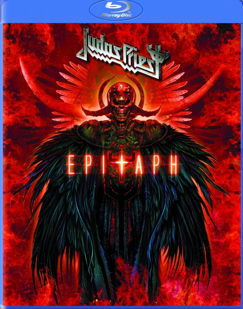 Epitaph is a live Blu-ray Disc of the Judas Priest tour of the same name.