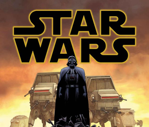 The story told here is continued in Star Wars #2, released February 2015.