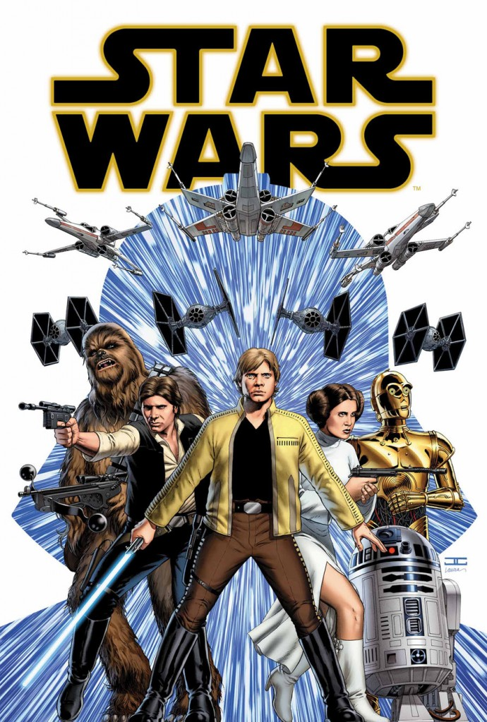 Star Wars #1 was released in January 2015.