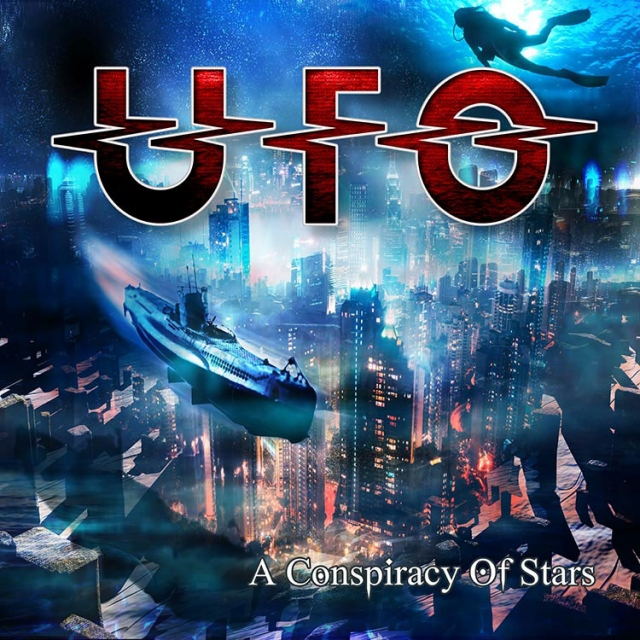 A Conspiracy of Stars is the 21st studio album from UFO. It will be released in America on March 3, 2015.