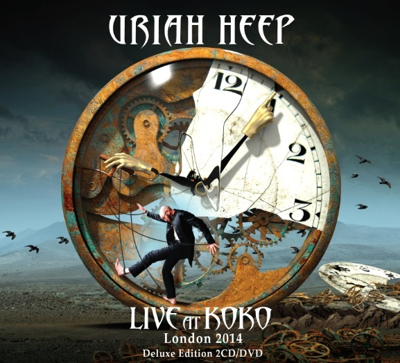 Uriah Heep released their Live at Koko London 2014 live album in February 2015.