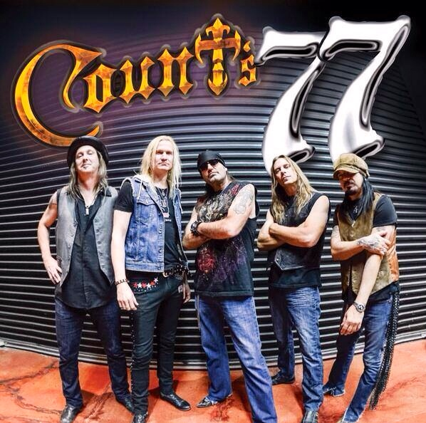 Count's 77 released their debut CD last year.