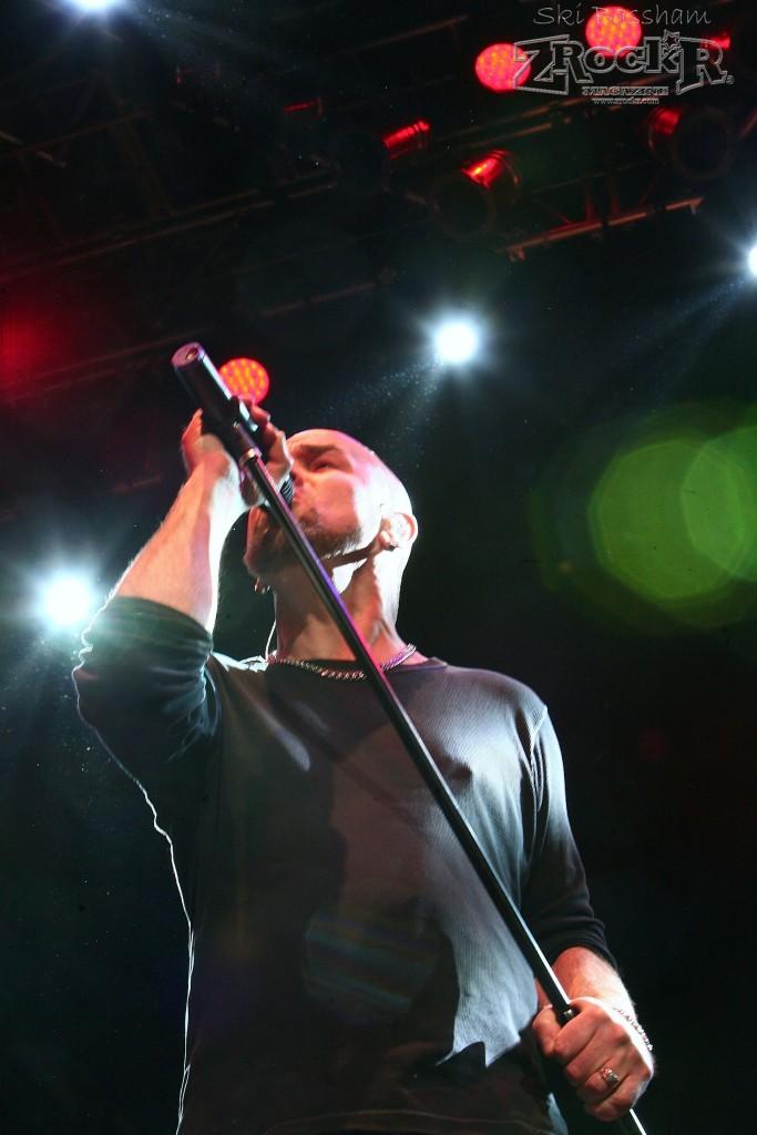 Jason Bonham's Led Zeppelin Experience vocalist James Dylan.