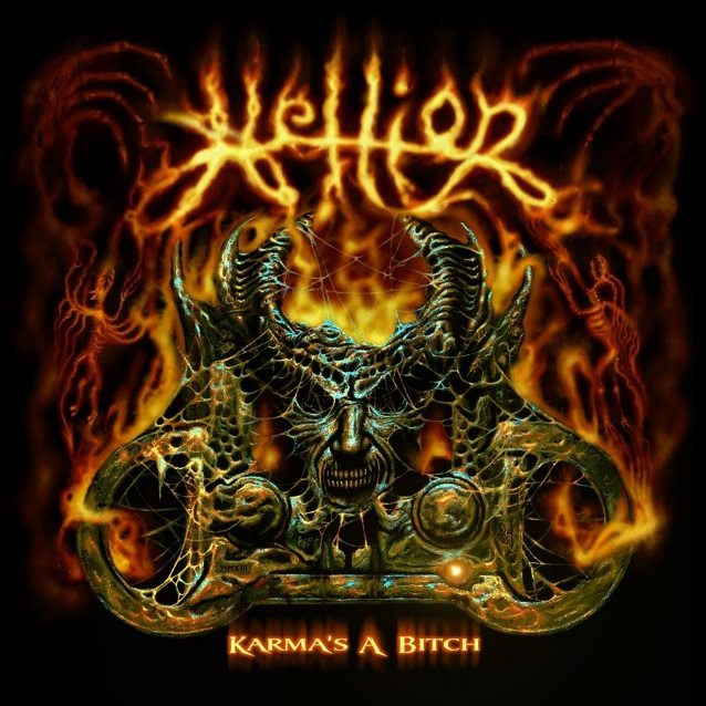 Hellion released their Karma's a Bitch EP in October of 2014.