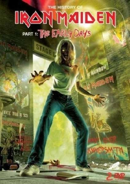 The History of Iron Maiden Part One: The Early Days was released in 2004.