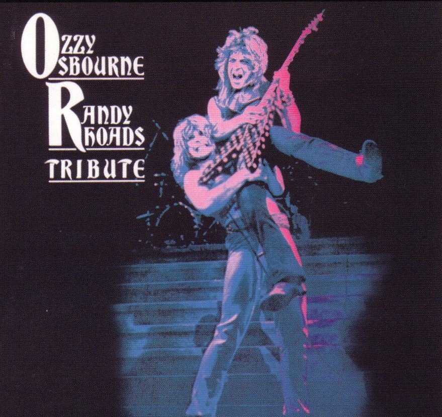 The Randy Rhoads Tribute album was recorded on a 1981 tour and eventually released as a live album in 1987. Sarzo was amongst the players on it.