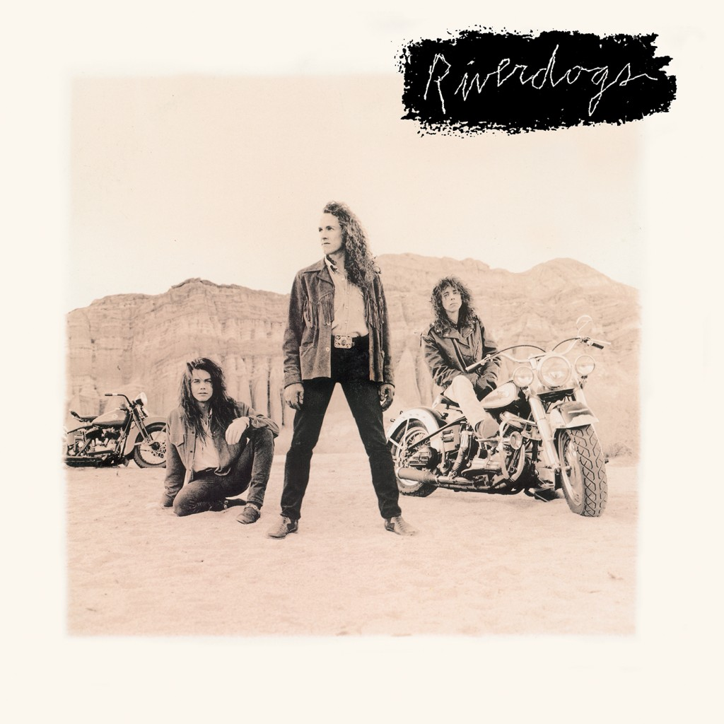 Riverdogs is the debut album from the group of the same name. originally released in 1990. Rock Candy reissued the album in 2015.