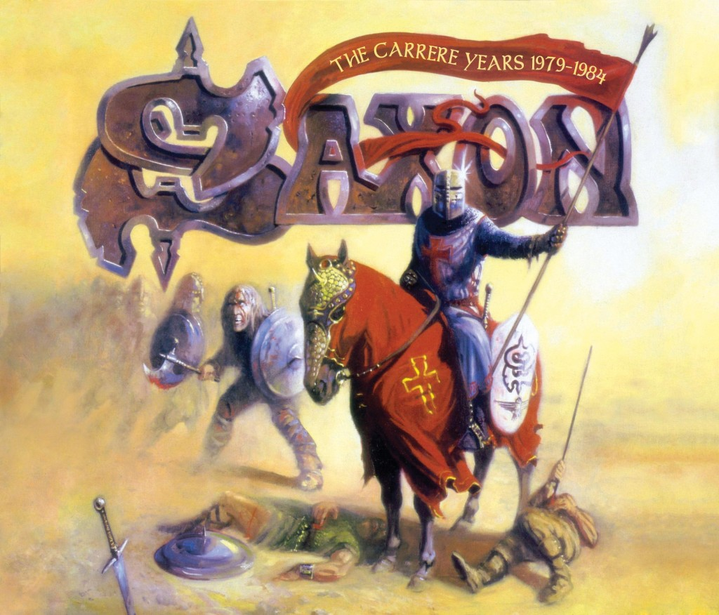 The Carrere Years is the first of the two sets, covering all releases from 1979-1984 from the band.