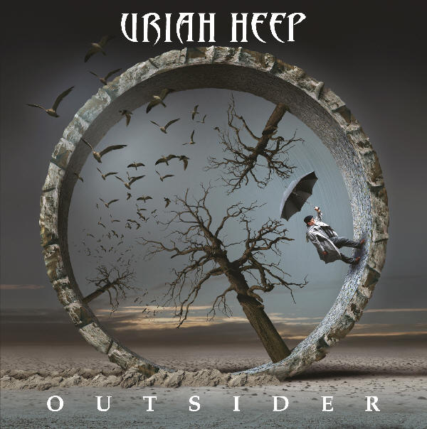 Outsider is the 24th studio album from the band, released June 2014.