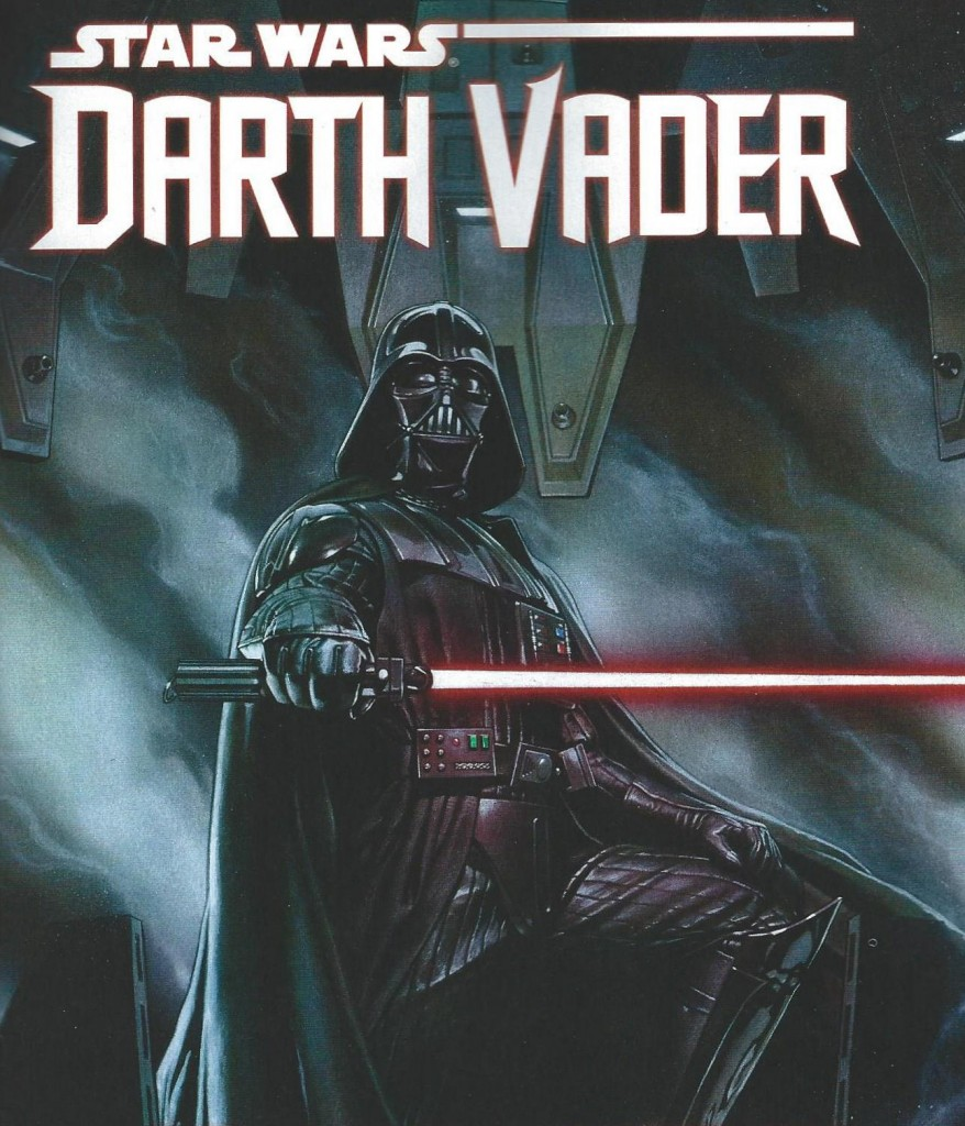 Star Wars Darth Vader 1 is the first issue in what is planned to be a five-issue set chronicling the story of the Dark Lord of the Sith following the events in Star Wars Episode IV: A New Hope.