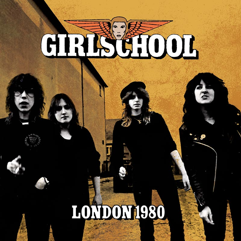 London 1980 marks the legitimate release of a frequently bootlegged concert from Girlschool's infancy.
