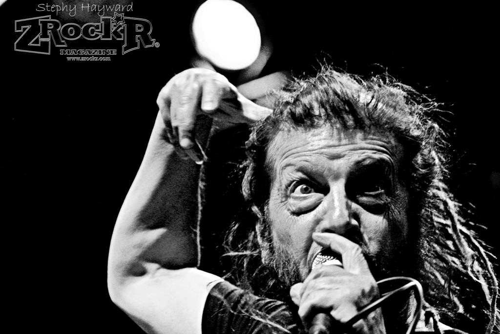 Keith Morris of OFF!