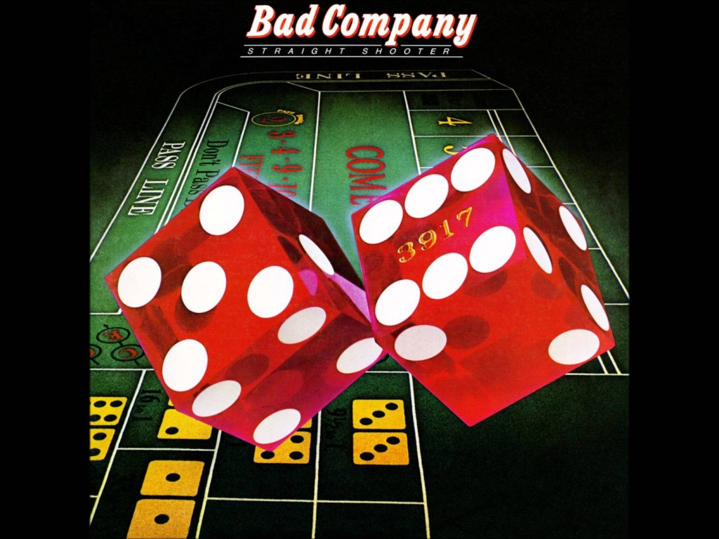 Straight Shooter is Bad Company's sophomore album, which was released in 1975.