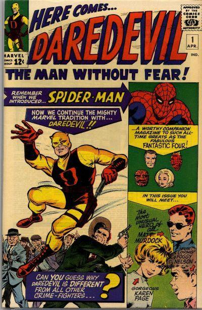 Daredevil is one of the most popular characters in the Marvel Bullpen, having been a hit since first being introduced in 1964.