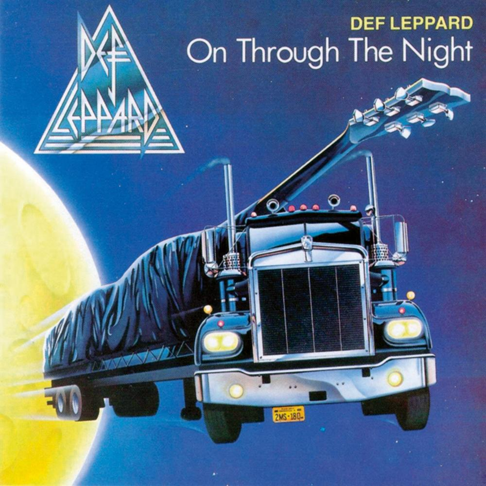 On Through the Night was Def Leppard's debut album, released in early 1980.