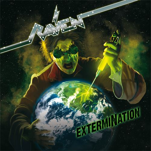 ExtermiNation is the 13th full length studio album from Raven.