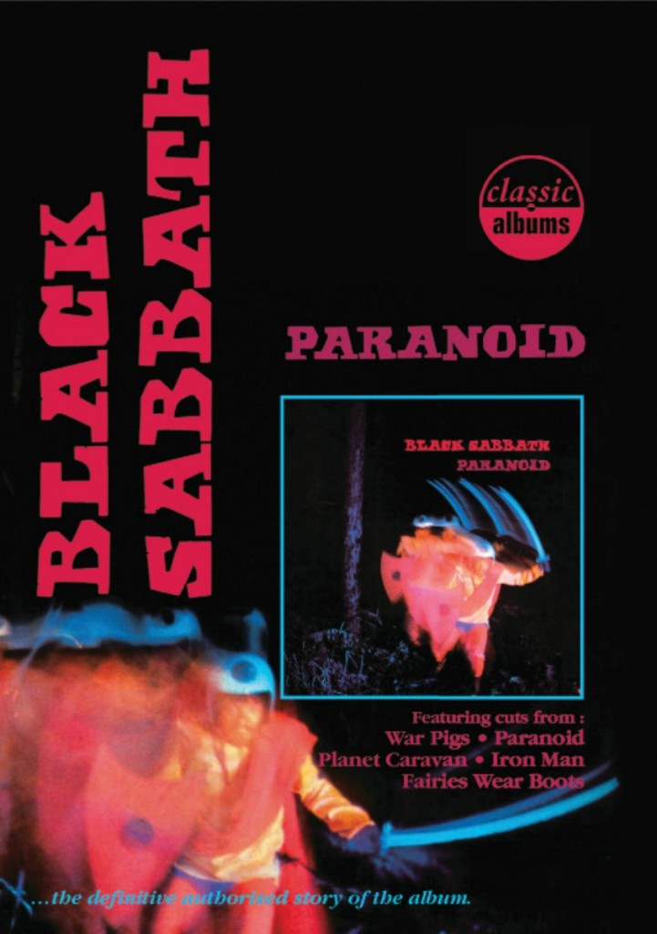 Classic Albums - Paranoid tells the story of the classic Black Sabbath record.
