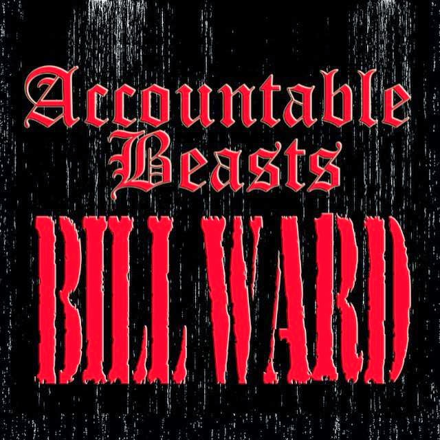 Accountable Beasts is Bill Ward's latest solo album.