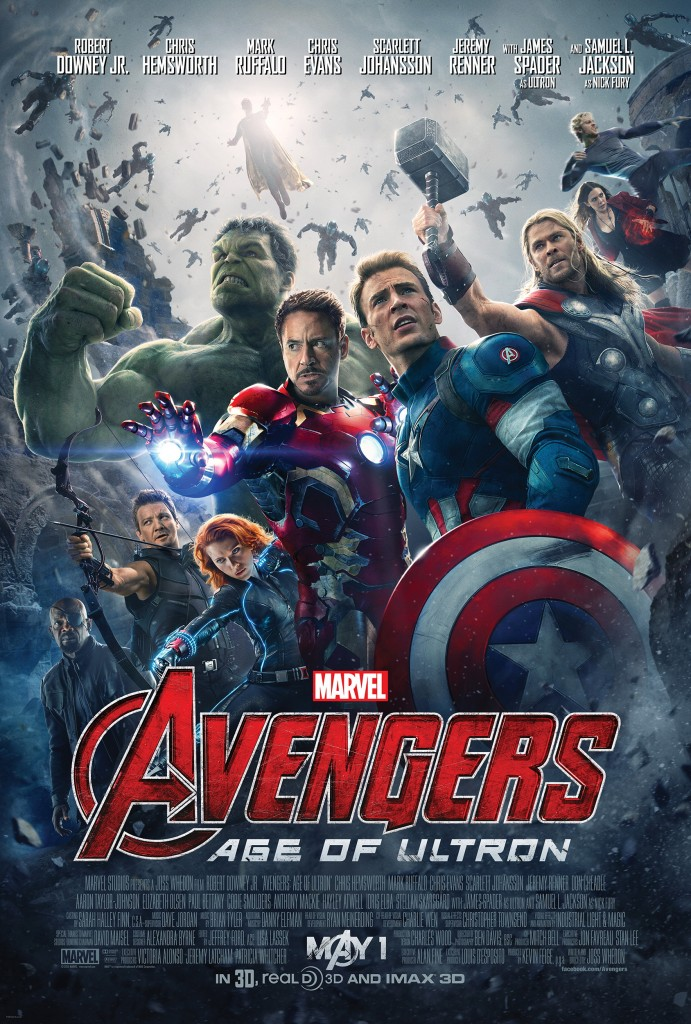 Age of Ultron is the latest installment in the Marvel Cinematic Universe.