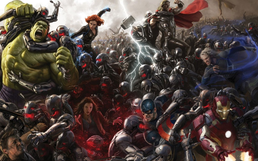 The Marvel Universe has been growing for decades. Age of Ultron could very well represent the single most Marvel Universe characters ever united in a single film.