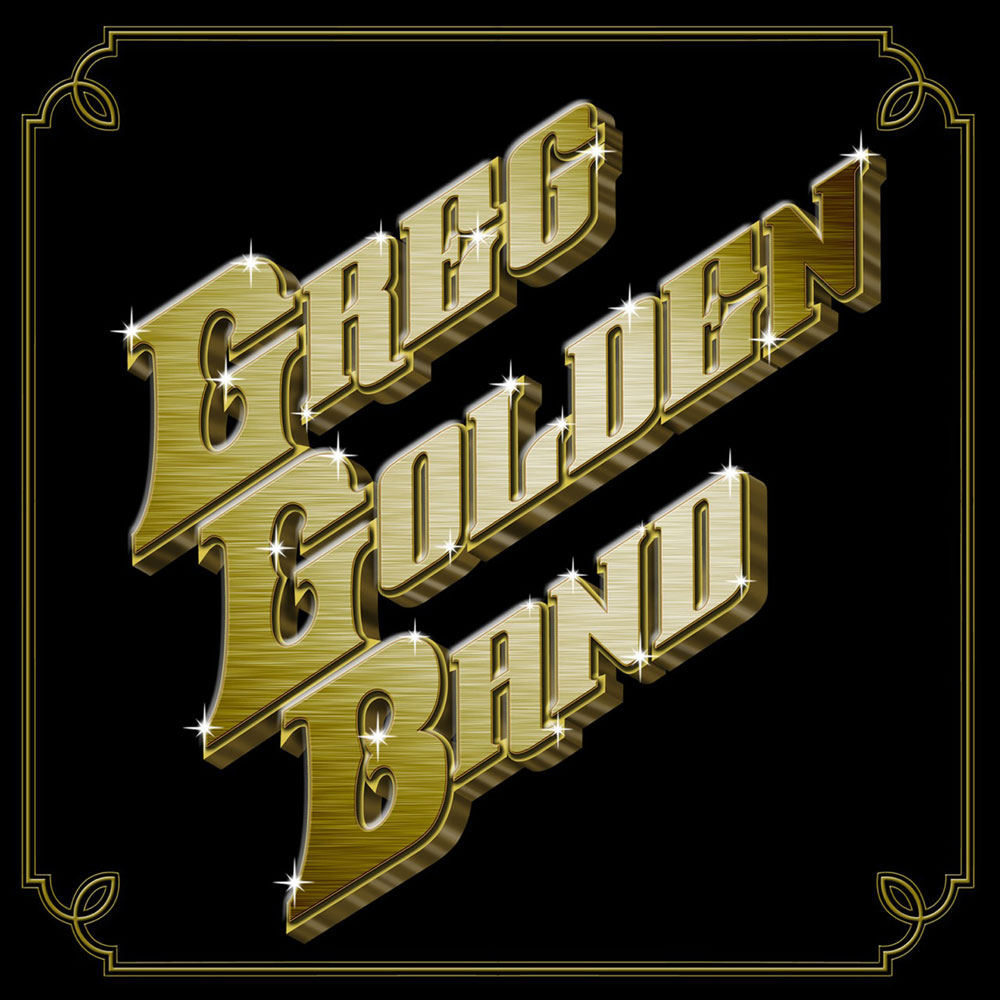 This is the debut release from the Greg Golden Band.