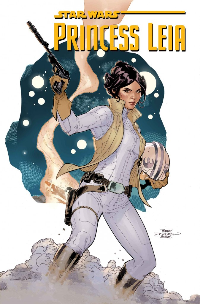 Star Wars: Princess Leia is the latest in the ongoing line of Marvel Star Wars comics that have been released since Marvel regained the Star Wars comics rights from Dark Horse Comics.