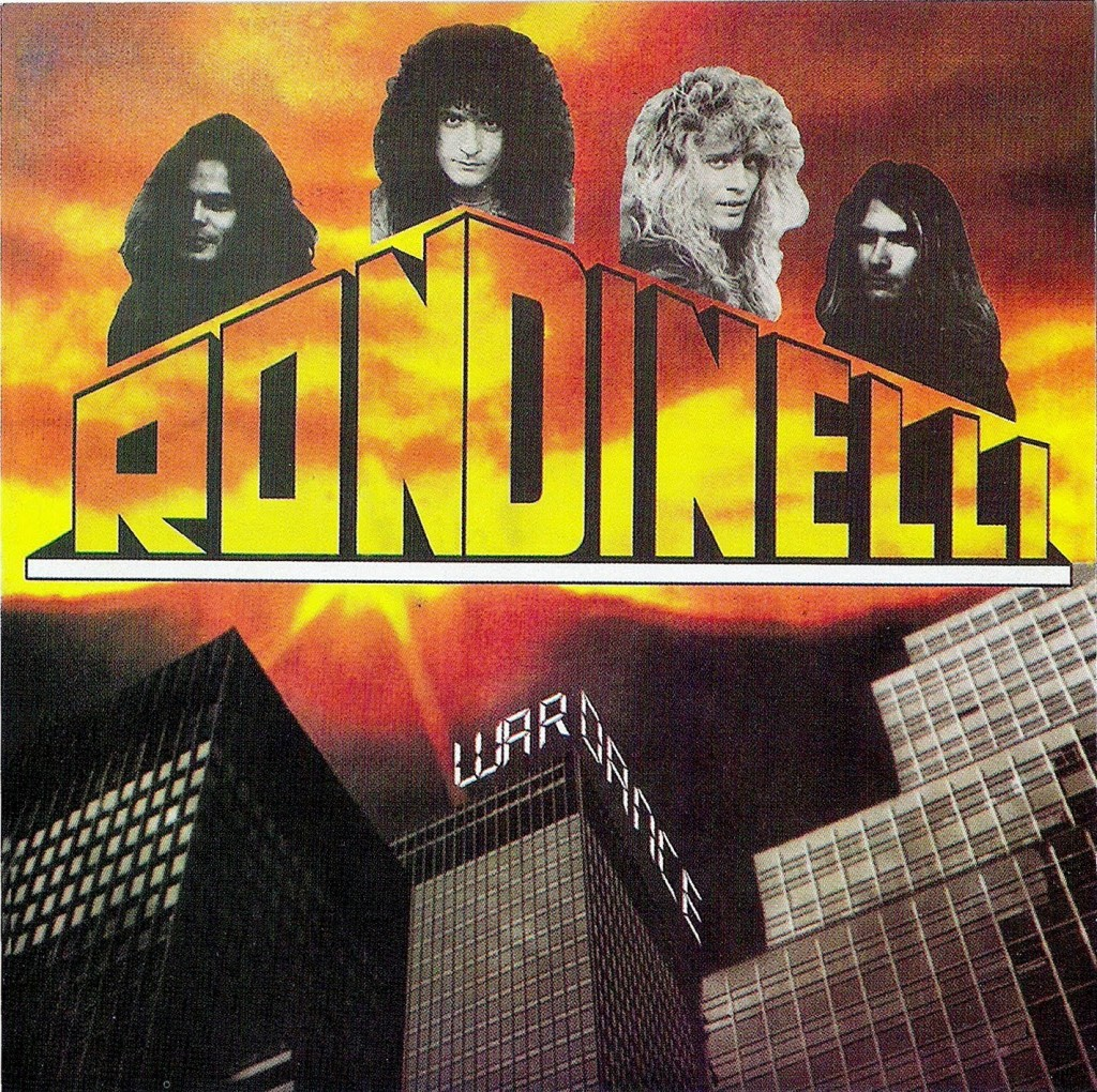 Wardance is a collection of recordings from the band Rondinelli, recorded in 1985 but not released until 1996.