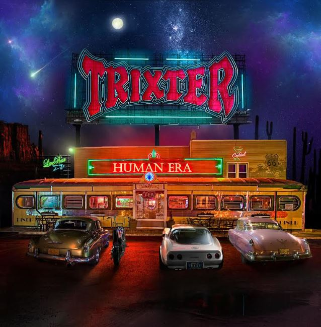 Human Era is Trixter's latest studio album.