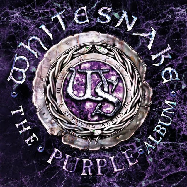The Purple Album is Whitesnake's latest release, featuring rerecorded versions of songs David Coverdale recorded with Deep Purple from 1974-1975.