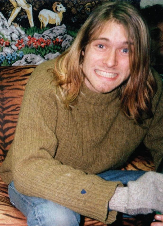 "Described as "" sweet and caring"" by some friends, "" Optimistic"" and "" an inspiration"" by others and  Kurt was definitely NOT Suicidal according to Dylan Carlson, Kurt's Best Friend at the time in his various interviews with Tom Grant."