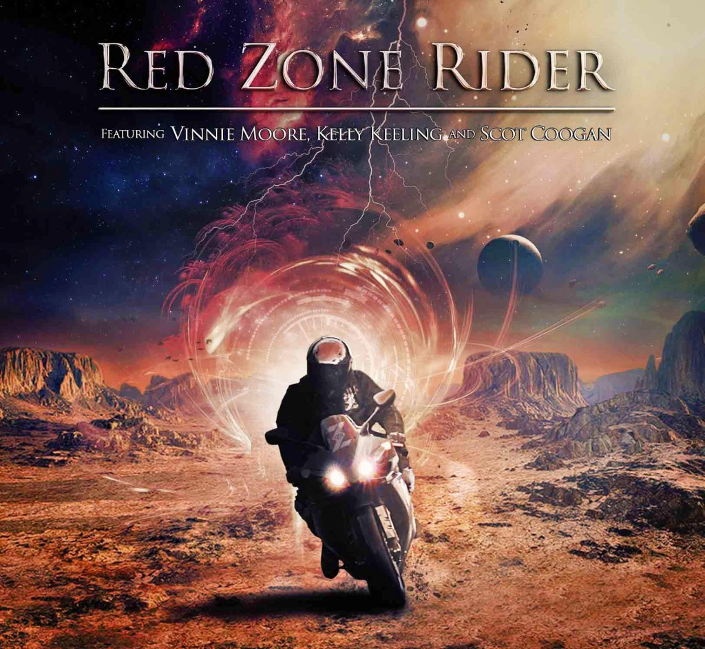 Red Zone Rider is the debut album from the new power trio of the same name.