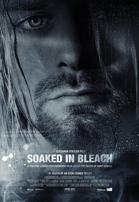 Soaked In Bleach is now available for viewing on Vimeo as well in assorted theaters around the world.