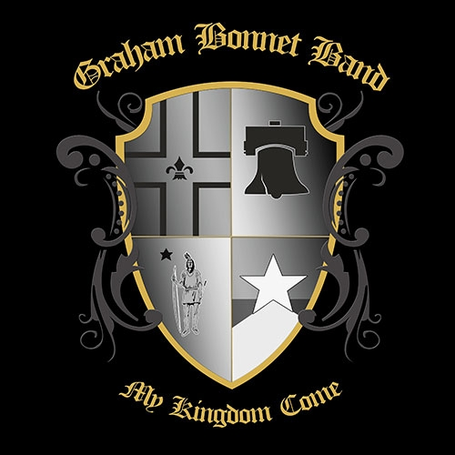 This single marks the first release from the newly formed Graham Bonnet Band.