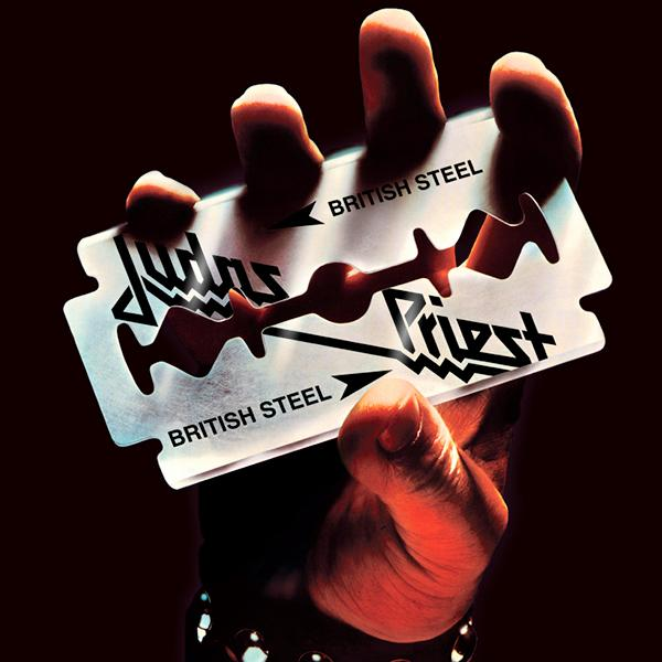 British Steel is arguably the most famous album in Judas Priest's lengthy, 40+ year discography, first released in 1980.