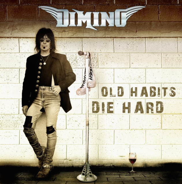 Old Habits Die Hard is the first solo album from Angel vocalist Frank DiMino.